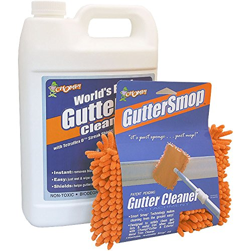 Price comparison product image Chomp Worlds Best Gutter Metal and Trim Cleaner Value Pack