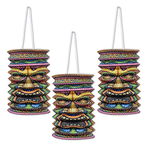 Beistle Paper Lanterns 9 Inch Multicolor product image