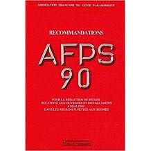 RECOMMANDATIONS AFPS 90 VOL.2 POUR RÉDACTION DE ..
