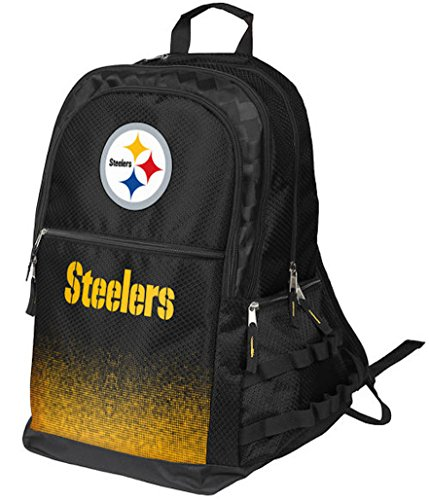 Pittsburgh Steelers Gradient Elite Backpack at Steeler Mania