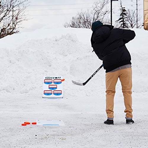 GONGSHOW SauceOFF Backyard Hockey Game and Training Set by GONGSHOW (Image #8)