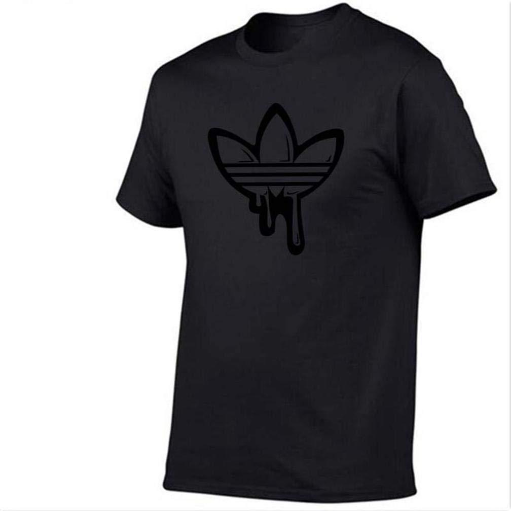 Nuovo O Collo Maniche Corte S Printing S Funny Short Sleeves Shirts