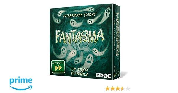 Edge Entertainment- Fantasma, Juego de Mesa (EE2FFW01): Amazon.es ...