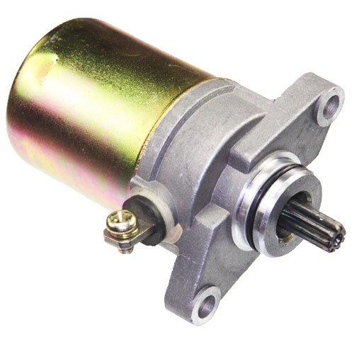DB Electrical SMU0284 Starter For Polaris Atv Outlaw Predator Sportsman Scrambler 90, Eton AXL, DXL NXL, RXL, TXL, by DB Electrical