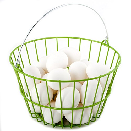 Ware Manufacturing Chicken Egg Basket - Wire Egg Basket
