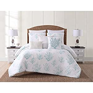 51Q2IcFATuL._SS300_ Coastal Comforters & Beach Comforters