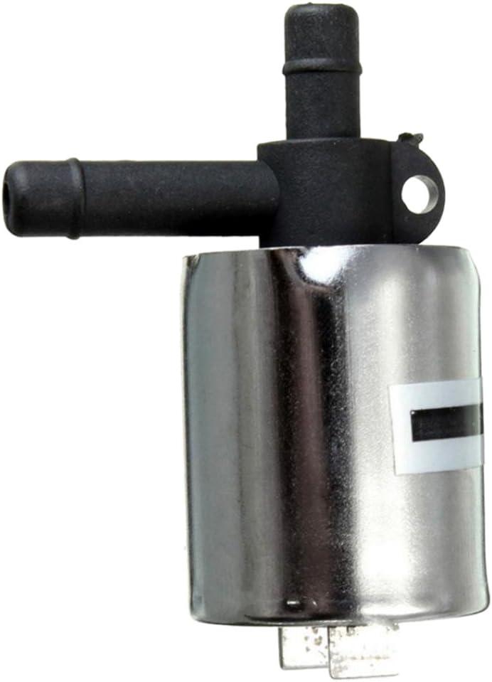 Gazechimp 12V/24V DC Mini Electroválvula Eléctrica Abierta / Cerrada de Plástico para Agua de Gas de Aire - DC 12V