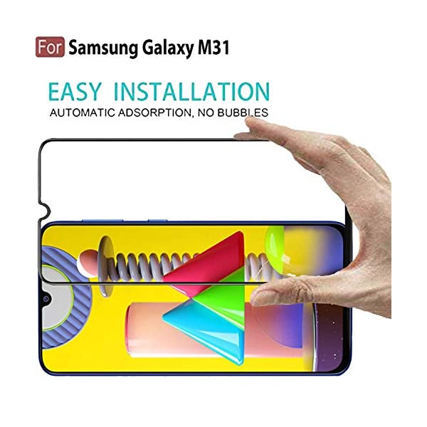 Tempered Glass for Samsung Galaxy M31 /M21 /M30/ A50S / A50 /A30S /A30
