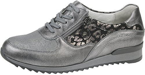 Waldläufer Women's Lace-Ups Hurly 370013-405-007 asphalt Multicoloured Mm6wOyzhG2