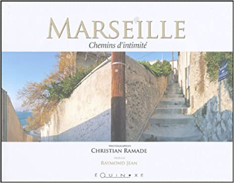 Livres Marseille : Chemins d'intimité pdf epub