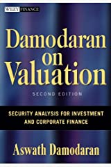 Damodaran on Valuation: Security Analysis for Investment and Corporate Finance Hardcover