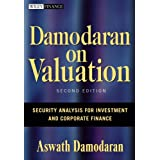 Damodaran on Valuation: Security Analysis for Investment and Corporate Finance (Wiley Finance Book 324)