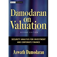 Damodaran on Valuation 2E: Security Analysis for Investment and Corporate Finance