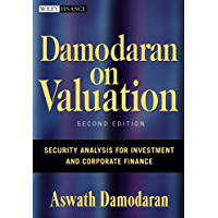 Damodaran on Valuation: Security Analysis for Investment and Corporate Finance (Wiley Finance)