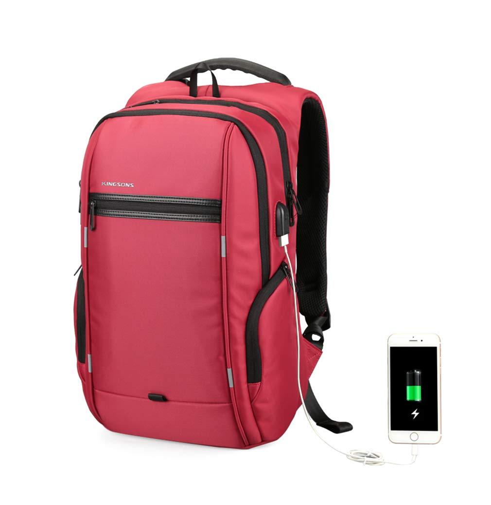 61246aebb46a Amazon.com: JQXB Laptop Backpack, Men Travel 13/15/17inches Computer ...