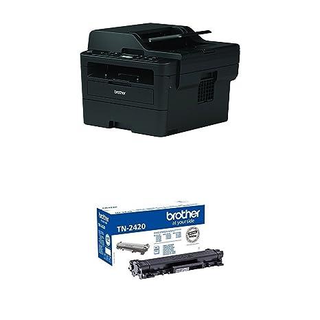 Brother DCPL2550DN - Impresora multifunción láser monocromo con ...
