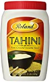 Roland Tahini, 16 Ounce (Pack of 4)