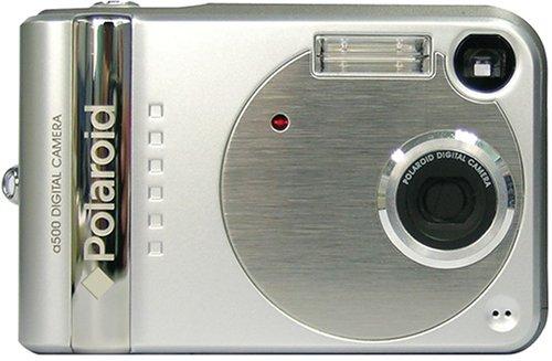 amazon com polaroid a500 5 1mp digital camera with 4x digital zoom rh amazon com I-630 Polaroid Polaroid I1236 Manual