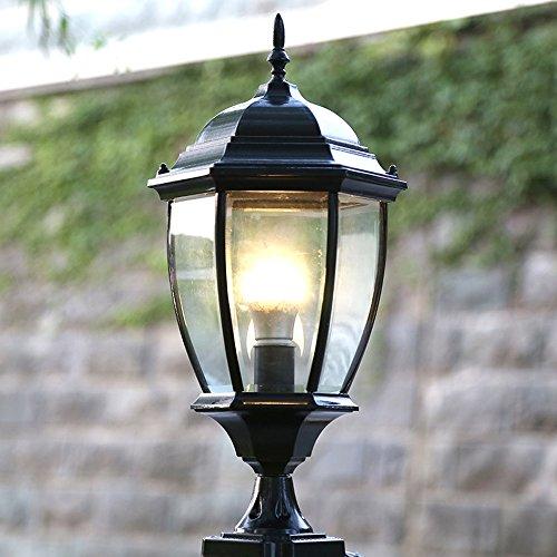 Industrial Outdoor Lamp Posts in Florida - 4
