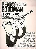 Benny Goodman - Swing Classics (Instrumental Folio)