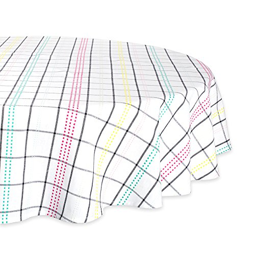 Tablecloth, 100% Cotton with 1/2