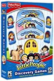 Fisher Price: Little People Discovery Games 3 Disk Compilation