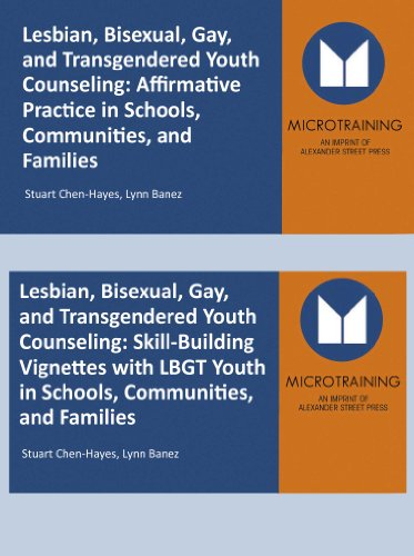 Lesbian, Bisexual, Gay & Transgendered Youth Counseling Set - Educational Version with Public Performance Rights by Microtraining Associates