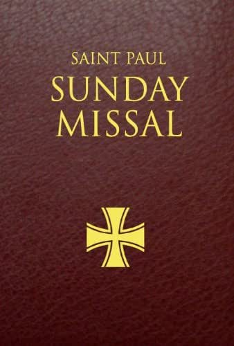 St Paul Sun Missal Burg