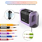 Electric Pencil Sharpener kids, Jelly Comb