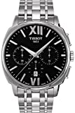 Tissot Men's T059.527.11.058.00 Veloci-T Tachymeter Black Dial Stainless Steel Watch