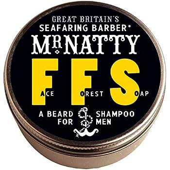 Mr. Natty Natty's Face Forest Soap Beard Shampoo