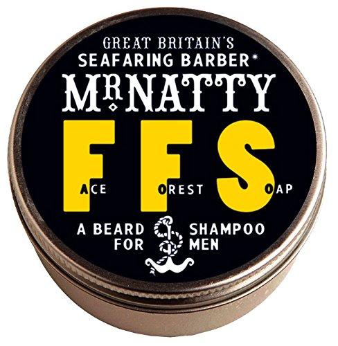 Mr Natty's Forest Face Beard Shampoo ()