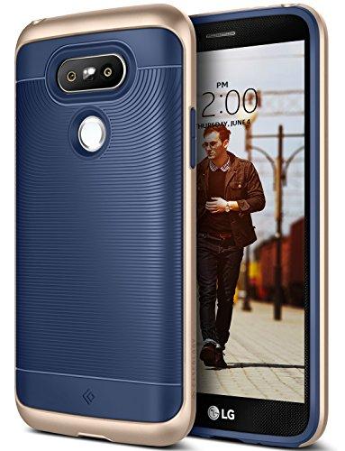 Caseology [Wavelength Series LG G5 Case - [Stylish & Protective] - Navy Blue