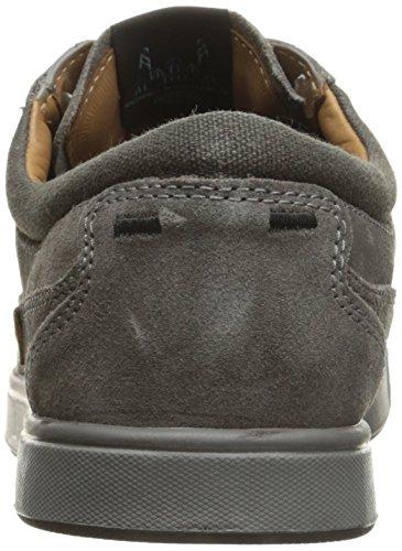 Keen - Zapatos de cordones de Piel para hombre gris gris gris