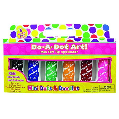 Dot Art Mini Jewel Markers