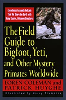 Bigfoot guide to dating