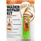 Gear Aid Aquaseal Wader Repair Kit with Tenacious Tape patches, 0.25 oz