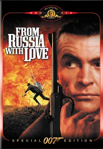 from russia with love dvd labels 1963 r1 custom