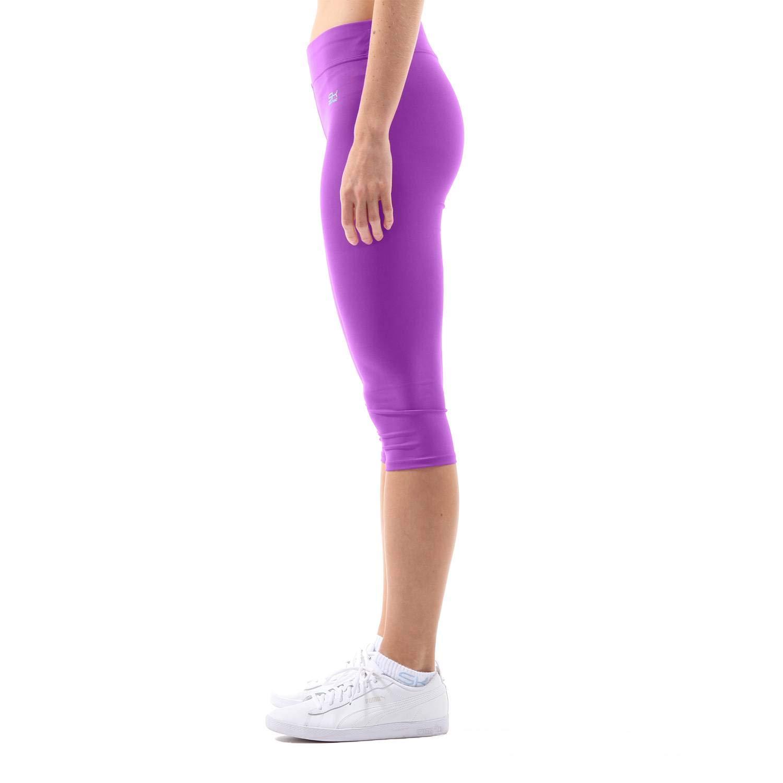 Sportkind Ragazze e Signore Tennis//Fitness//Sport 3//4/Leggings