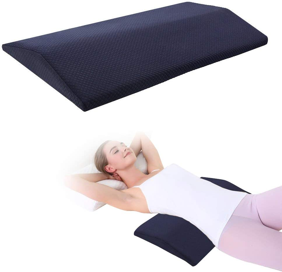 Sunnors Lumbar Support Positioning Back Pillow