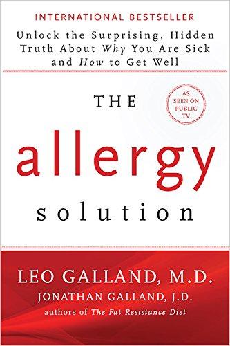 Allergy Solution Unlock Surprising Hidden product image
