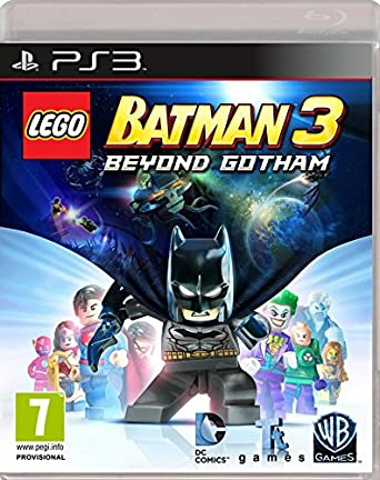 Comprar Lego Batman 3: Beyond Gotham PS3