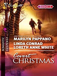 Covert Christmas: Open Season\Second-Chance Sheriff\Saving Christmas (Silhouette Romantic Suspense)