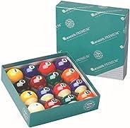 Aramith Pure Phenolic Pool Balls Regulation Belgian Made Billiard Ball Set
