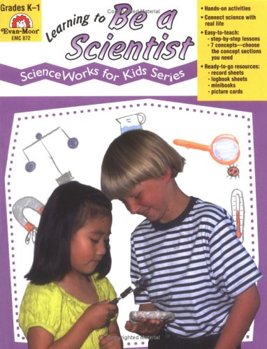 Download Learning to Be a Scientist (Science Works for Kids Series) pdf