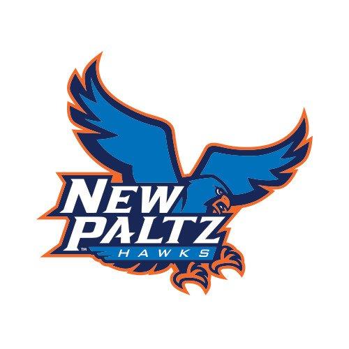 CollegeFanGear New Paltz Small Decal 'Official Logo'