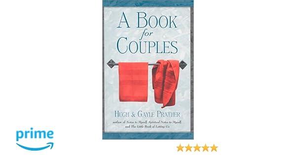 A Book For Couples Hugh Prather Gayle 9781567314250
