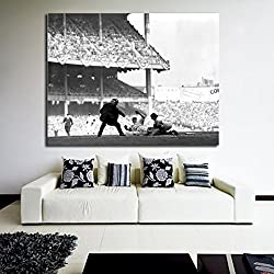 Poster Mural NY Yankee Stadium Baseball 40x54 inch (100x135 cm) Adhesive Vinyl #08