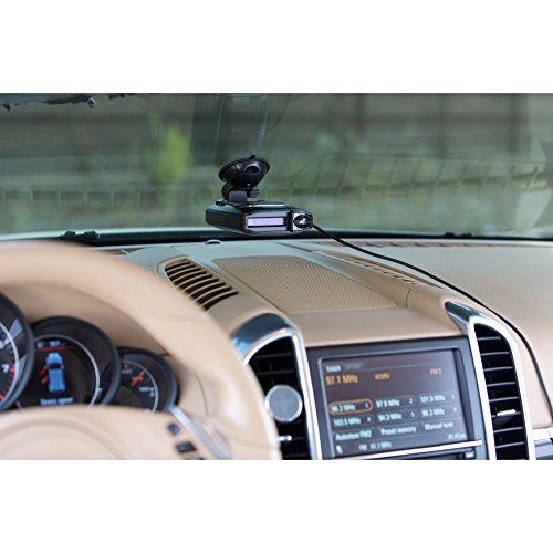 Escort Max 360 Radar Detector (0100024-2) with Car Mat Bundle + 1 Year Extended Warranty by Escort (Image #5)