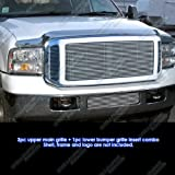 07 super duty billet grill - 05-07 Ford F-250/F-350 Super Duty Billet Grille Grill Combo Insert # F87633A